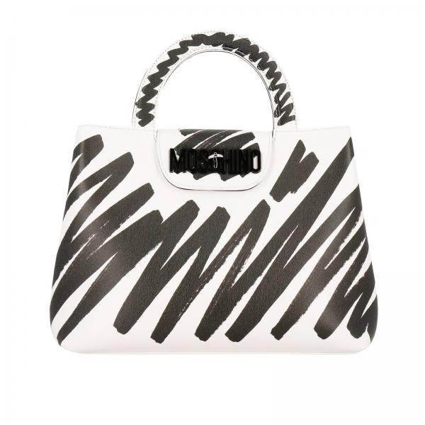 Handbag Moschino Couture 7559 8021