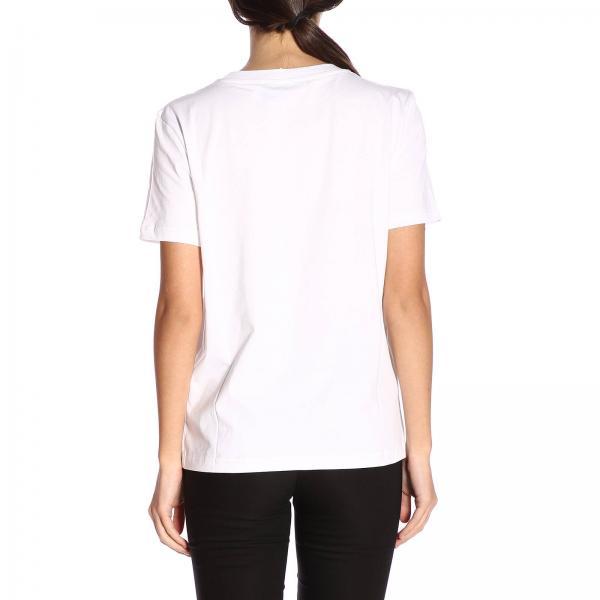 Moschino Con Stampa A T Maniche Couture shirt Corte Mini 3L5qAj4R