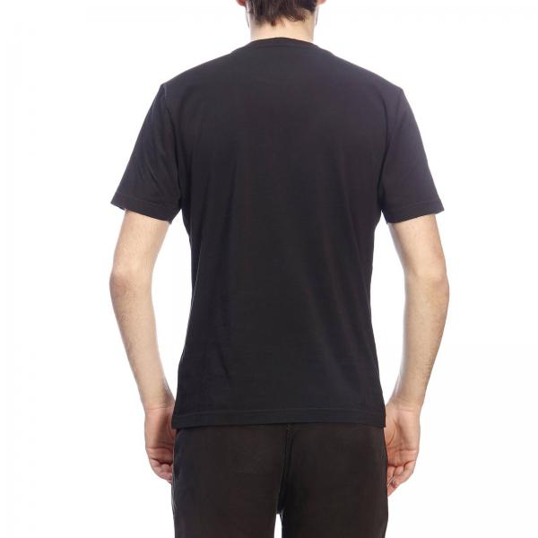 Hydrogen Teschio Maxi A Maniche T Corte Stampa shirt Con c34Aj5qRL