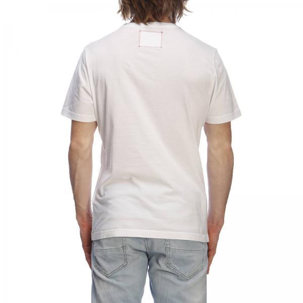 Camiseta Blanco verano Hombre 2019 Primavera Lp0106giglio Hydrogen qrPwr