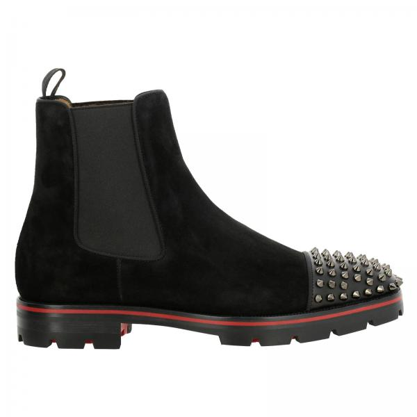 929e90363d6 Christian Louboutin Men s Black Boots