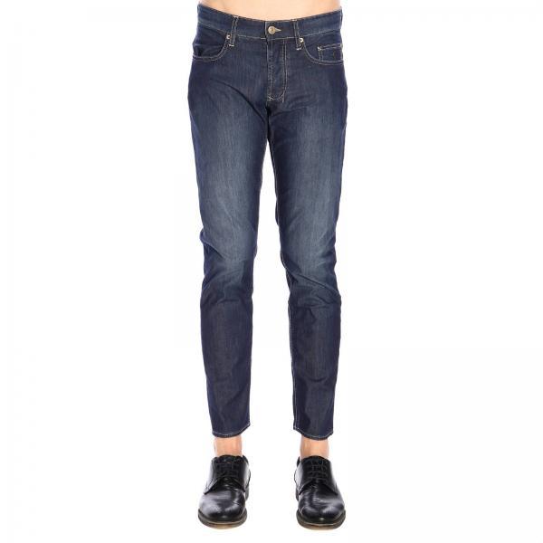 Cotone Light Slim Ultra Jeans Stretch 17 Fondo Con Fit In Used pMVqSUz