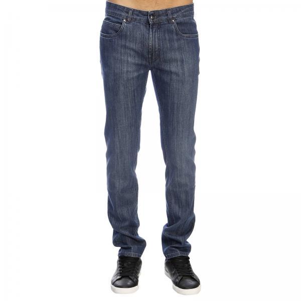 Jeans A Stretch Fay Tasche 5 Slim Used ZuXwOPkiT
