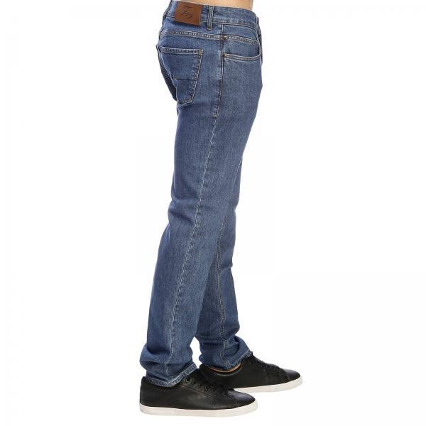 Fay Used Jeans 5 Slim Tasche Stretch A GSUzMqVp