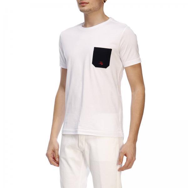 Camiseta Npmb3381280 2019 Primavera Pkugiglio verano Fay Hombre BRrnR1