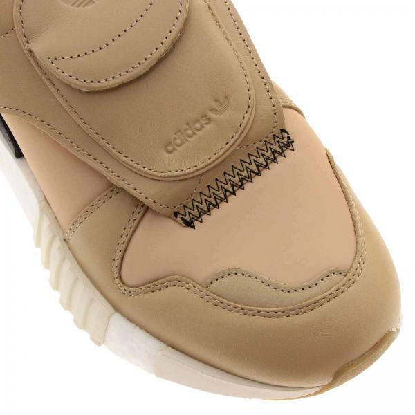 Uomo Con Eva In Premium Plug E Intersuola Boost Originals Sneakers Bd7914 GhiaccioFuturepacer Pelle Adidas 54LRjA