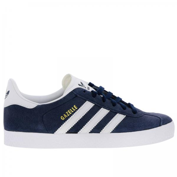 hot sale online 1dce1 c333c Shoes Little Boy Adidas Originals Blue