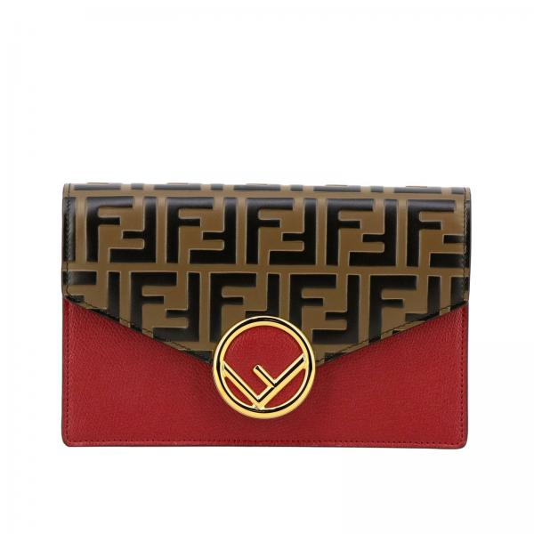 d7a86fab4d Fendi Women s Red Mini Bag