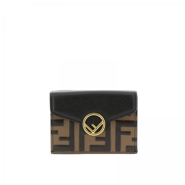 88f21223b348 Fendi Women s Black Wallet