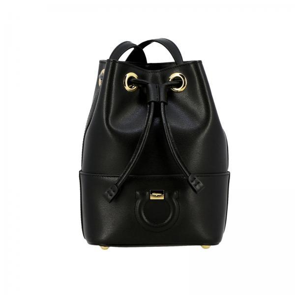 23c3cd20d2b6 Salvatore Ferragamo Women s Black Mini Bag