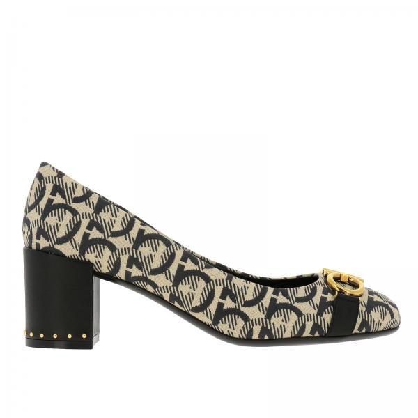 gamme complète d'articles rechercher les plus récents livraison gratuite Chaussures à Talons Chaussures Femme Salvatore Ferragamo
