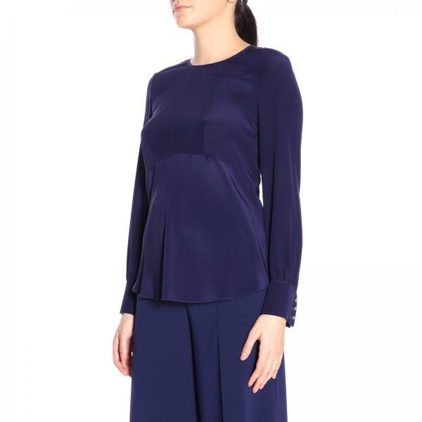 verano Top 1137giglio Primavera Blue 2019 Mujer Moschino 0223 Boutique UwfxqBUZ