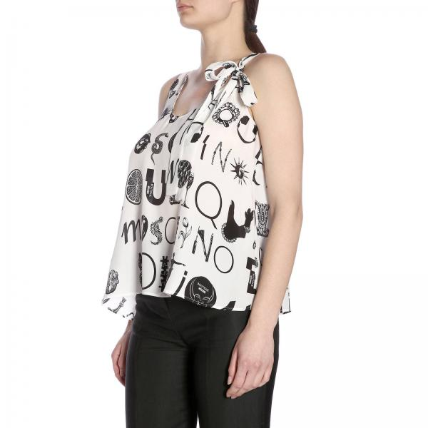 By Con Lettering Top Moschino All Fantasia Over D9I2HWYE