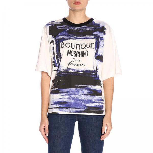 Camiseta Boutique Moschino 1209 1144
