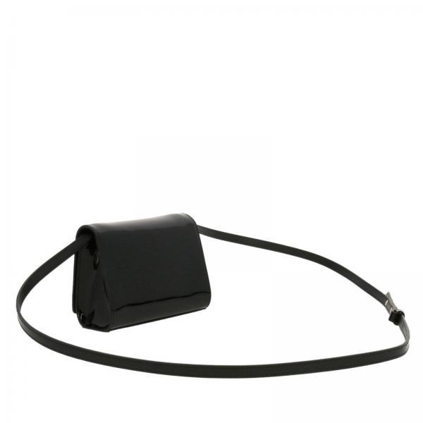 Mujer Collection Negro Bolso Versace Primavera Lvergiglio Lbf0486 2019 verano Mini 5wSxw