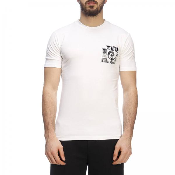 T-shirt Versace Collection V800862C VJ00600
