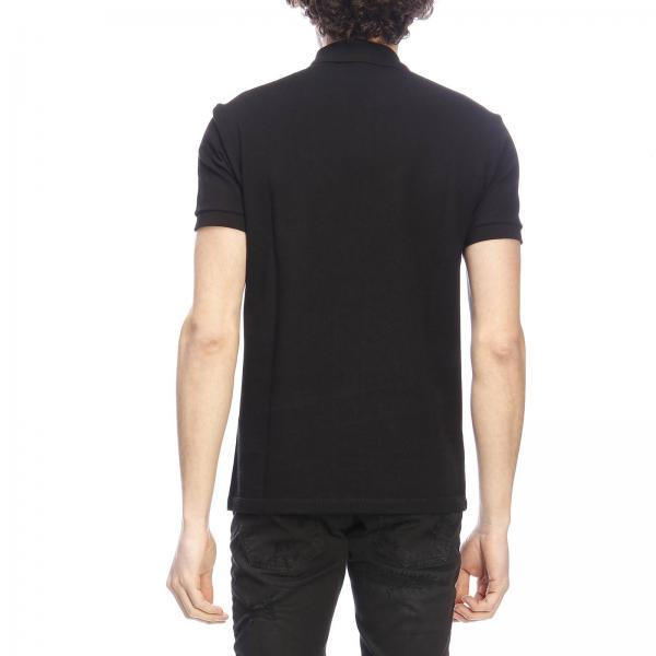 T shirt Stampa Uomo Manica V800543v Vj00068 Versace CollectionPolo Piquet Mezza Medusa AjL354R