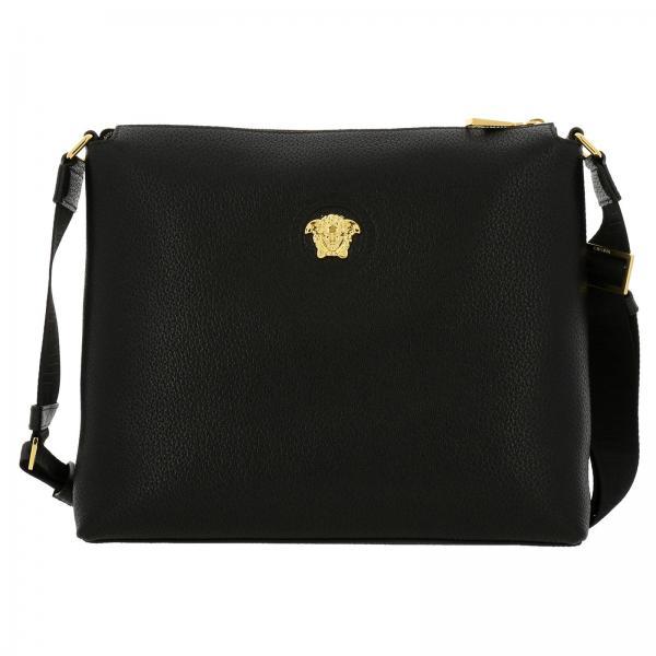 Shoulder Bag Men Versace Black. Shoulder bag VERSACE Black - 1  88e078b4abb77
