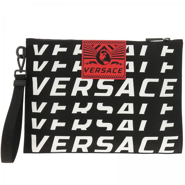Briefcase Men Versace Black. Briefcase VERSACE Black - 1  ae98461c03709
