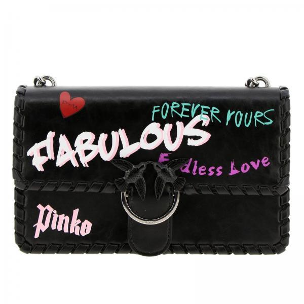 y5f9 Fabulous 1giglio 2019 Bandolera Love Pinko 1p21dd Primavera verano Mujer qxgt7XtY