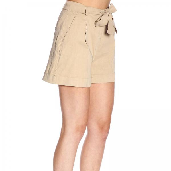 Shorts Vita A Alta Fiocco Pinko Con Irma 1 3l1JTFcK