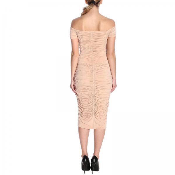 Mujer 7430 Powder Gigliolagiglio 2019 Vestido Pinko 1b13vr Primavera verano aqI1d