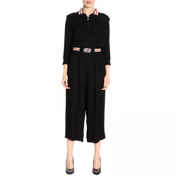 Primavera Mujer y59f 1g13sc Negro 2019 Vestido verano Modernogiglio Pinko p6wOwqY