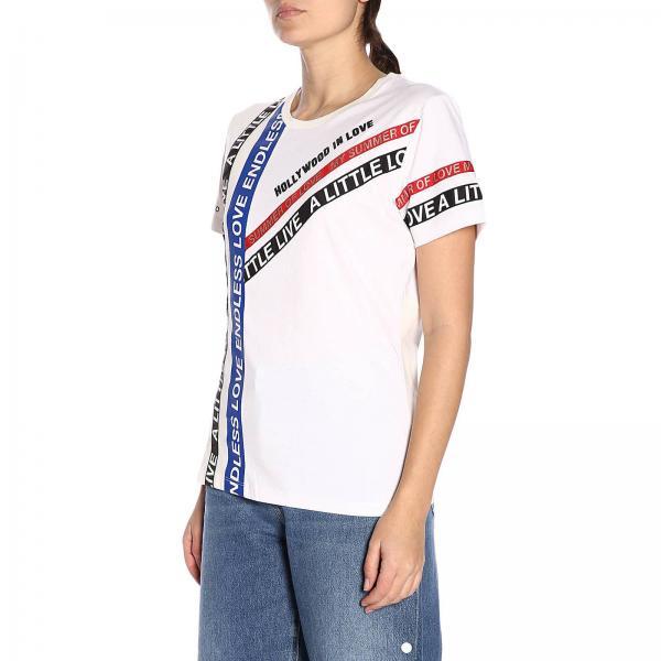 Primavera Pinko Mujer Camiseta y5bd 2019 verano Carinogiglio 1g13yg XCxzx5w8