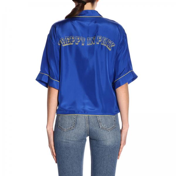 Mujer verano Primavera y59c Camisa 1g13z7 Prodigogiglio Pinko 2019 UqZdwff