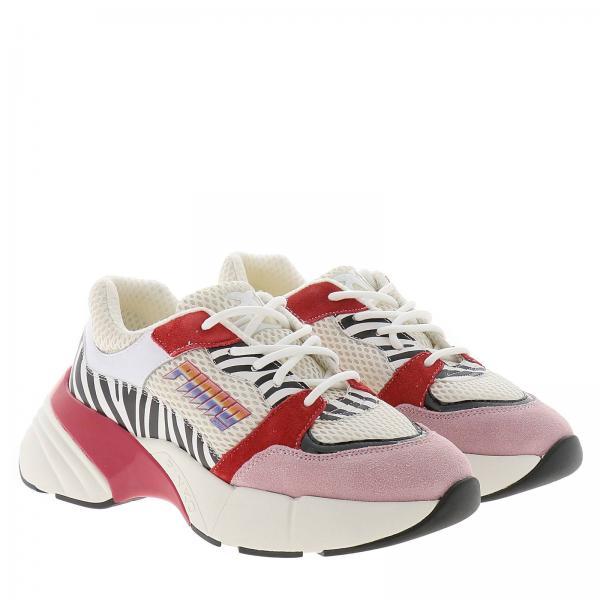 Zapatillas Pinko 2019 y5bl Ametistagiglio Mujer 1h20lr Blanco verano Primavera 44qSrwx