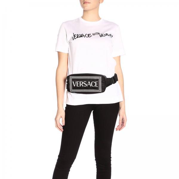 Riñonera Versace Dnyvergiglio 2019 Dv3g688 verano Mujer Primavera 7w7TSq