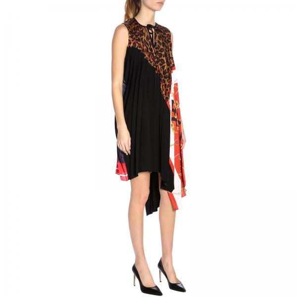 Vestido Primavera 2019 Tdo07giglio 556249 Mujer Balenciaga verano Negro Sq7S6fwp