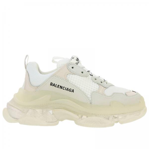 détaillant e5bf9 95829 Baskets Chaussures Femme Balenciaga
