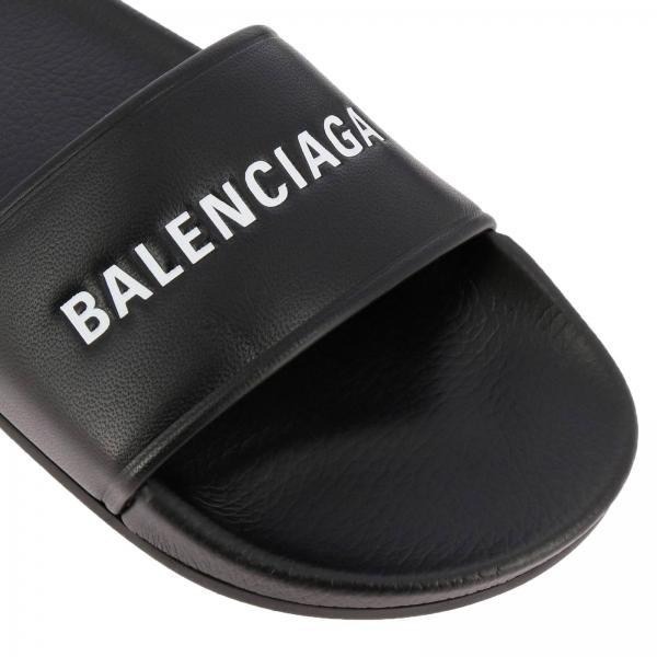 Negro Primavera Sandalias Balenciaga 2019 verano Mujer Planas Wal00giglio 517226 qYrYtw