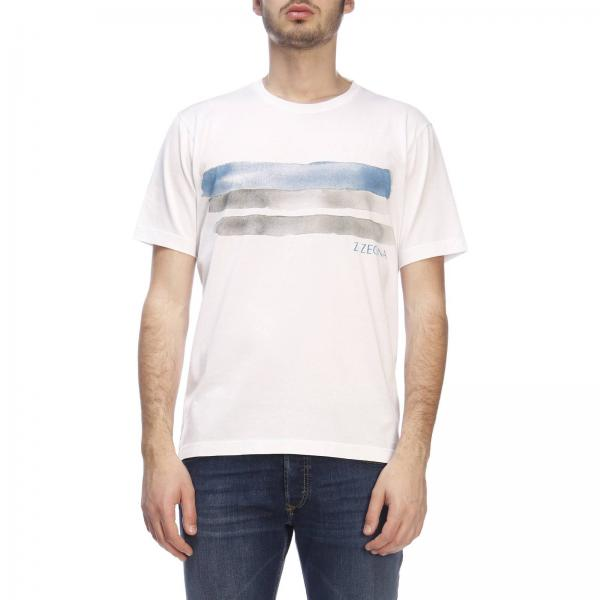 T-Shirt Z ZEGNA ZZ630J VS372