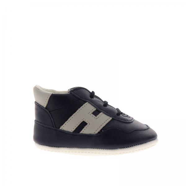 aspetto dettagliato b2ff7 4be6c Sneakers olympia in pelle con h a contrasto