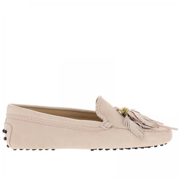 comment trouver célèbre marque de designer sélectionner pour dernier Mocassins Chaussures Femme Tod's