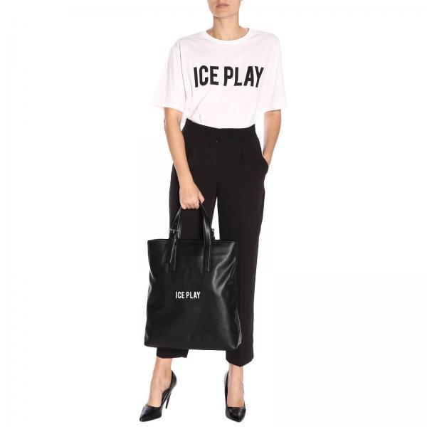 Bolso De Ice Mujer 2019 6928giglio Primavera Play Negro verano Mano 7204 aaw4rqd7