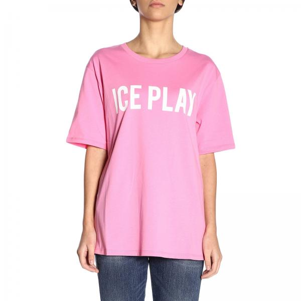 T-shirt Ice Play F086 P430