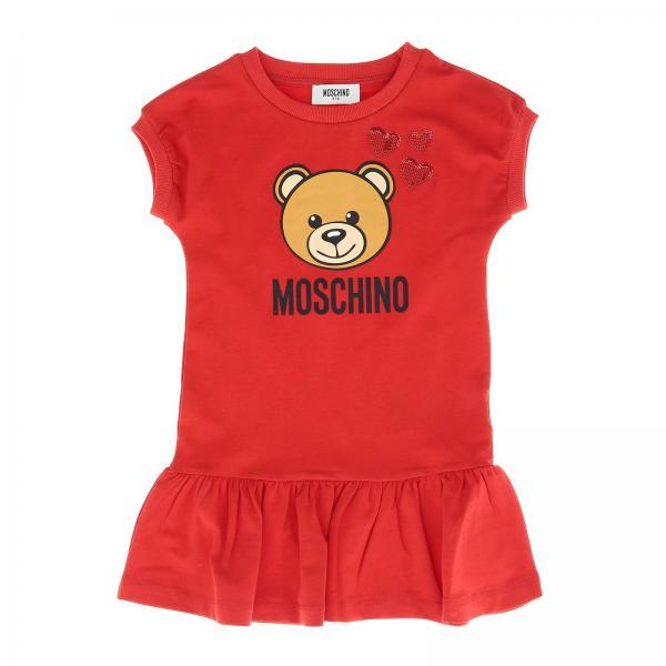 0087489a7afe Moschino Kid Little Girl s Dress