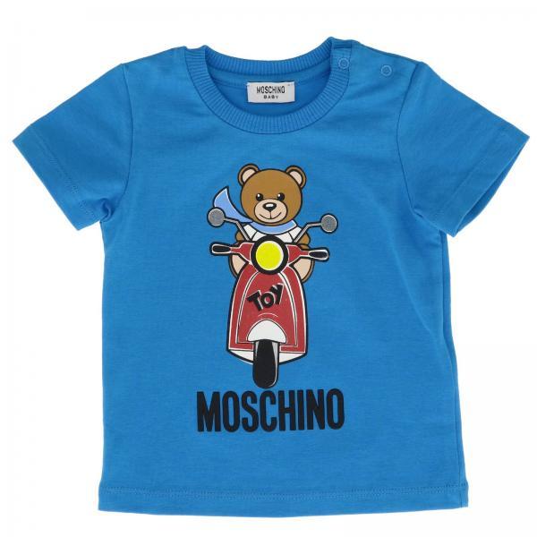 e74236d0e4f5f8 Saldi Moschino Bambino Primavera/Estate 2019 online su Giglio.com