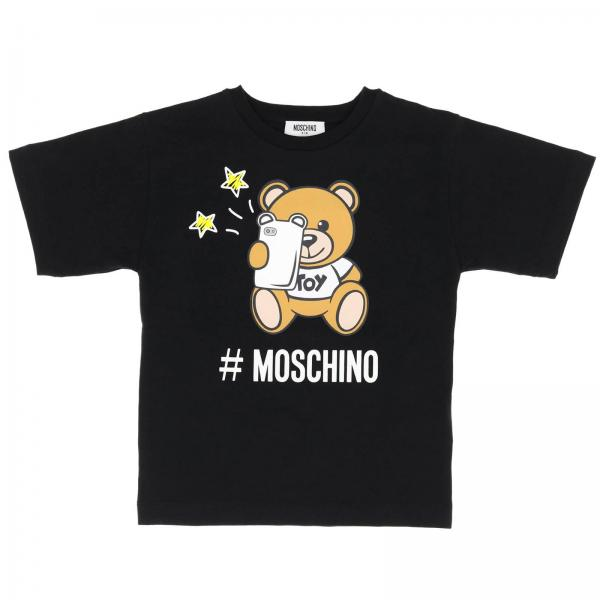 T-shirt Moschino Kid HMM029 LBA10