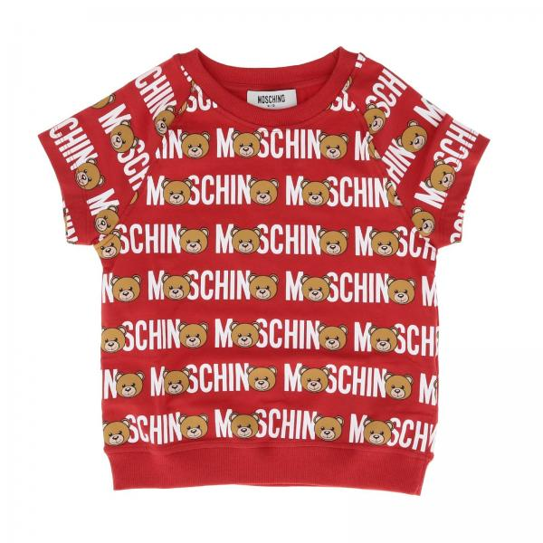 T-shirt Moschino Kid HUM02A LBB17