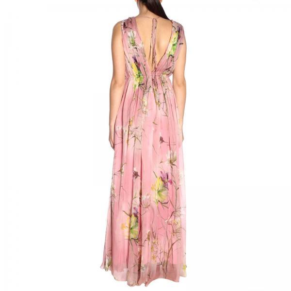 verano Blumarine 3100giglio Primavera Vestido Mujer 2019 wZPITq