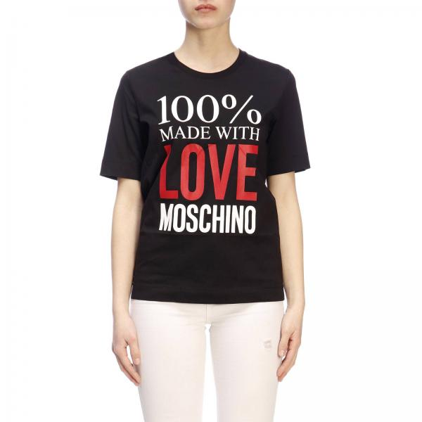T-Shirt LOVE MOSCHINO W4F151I M3517