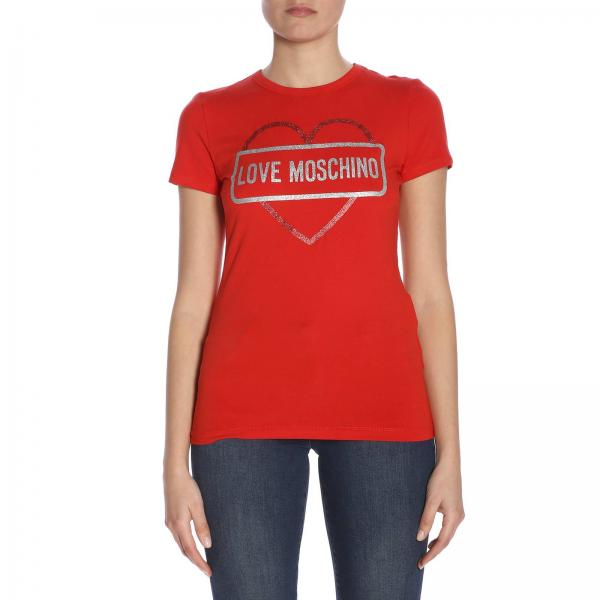 T-Shirt LOVE MOSCHINO W4F7348 E2011