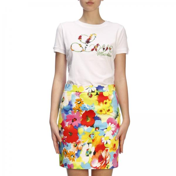 T-Shirt Love Moschino W4G7702 E2011