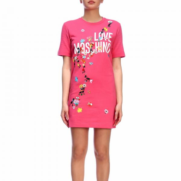 Dress Love Moschino W5A0207 M4055