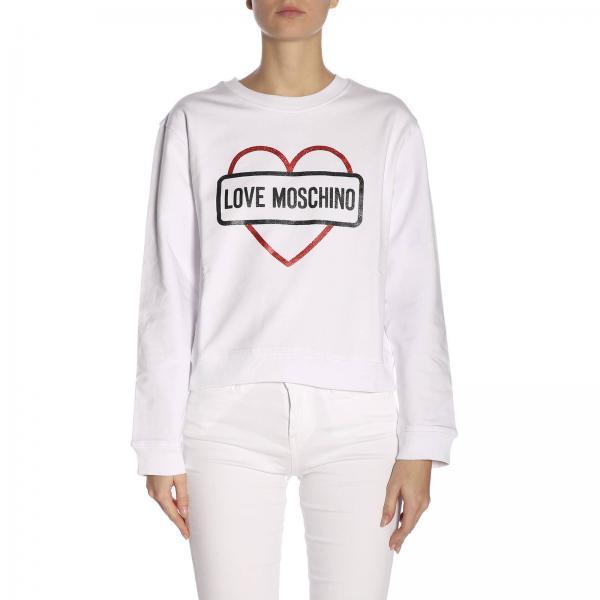 verano Moschino 2019 W630621 E2017giglio Love Mujer Primavera Jersey 5qR8YY