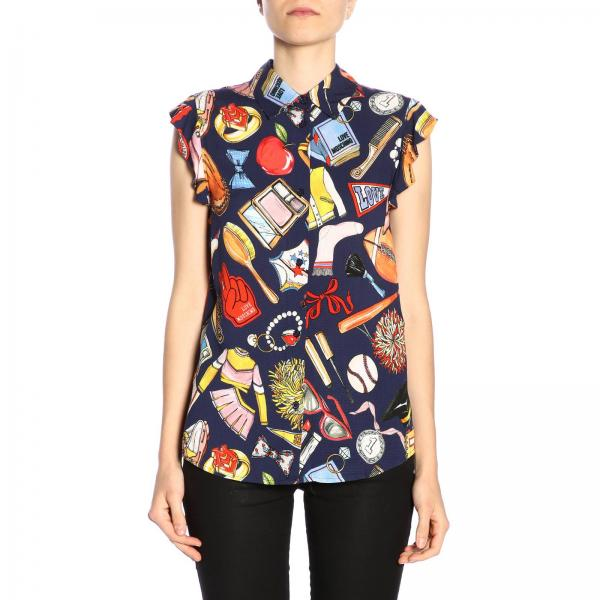 Top Love Moschino